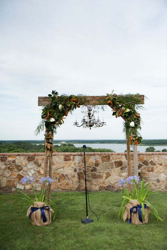 wedding altar ideas