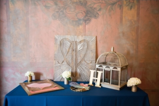 cute and unique guestbook table ideas