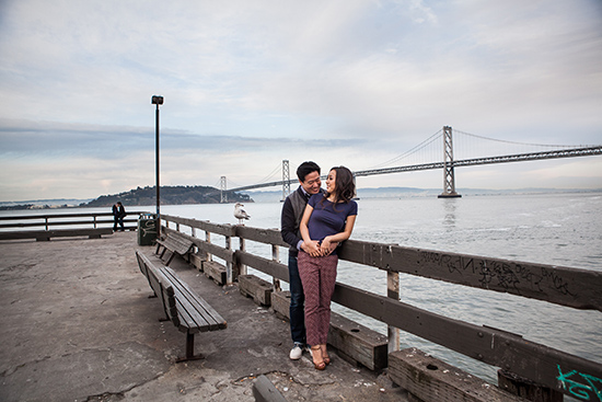 How to choose your engagement photo locations