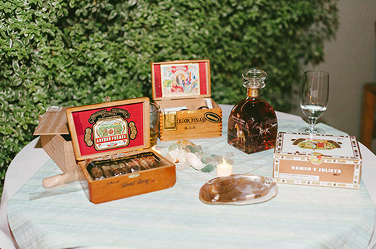 cigar table