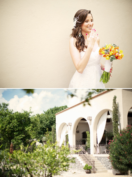 mexico estate wedding