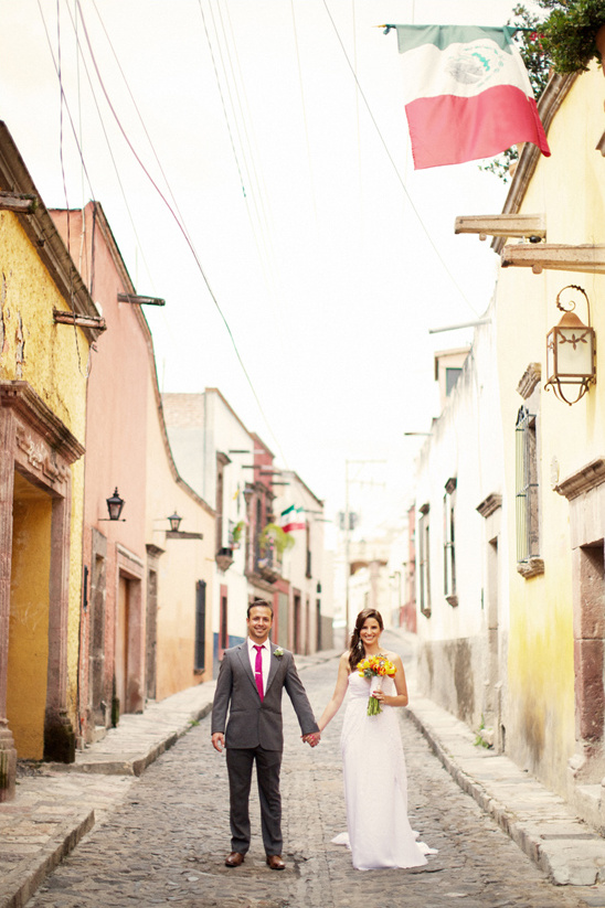 Mexico wedding photographed by Charley Smith