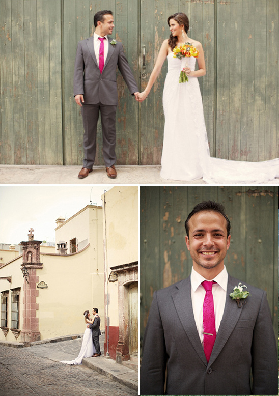 Mexico newlyweds