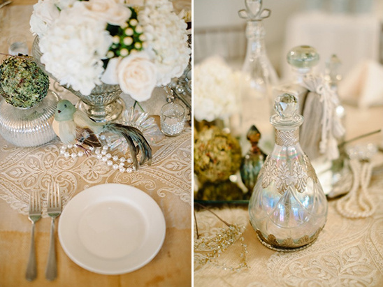 shabby chic reception decor ideas