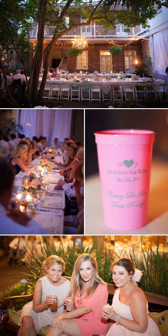 Blog Pink Party Wedding In New Orleans