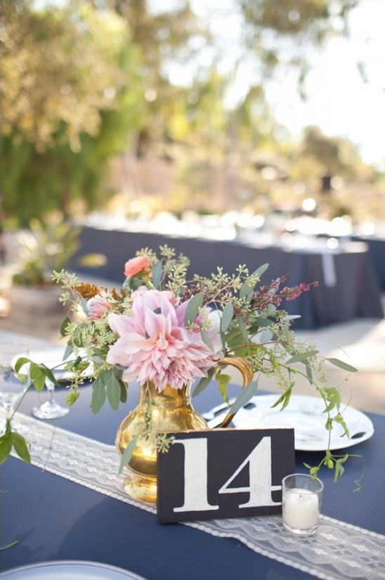 learn to make these table numbers