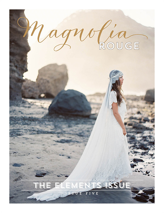Magnolia Rouge cover