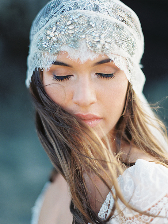 perfect wedding lashes