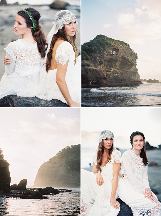 New Zealand Bridal Session