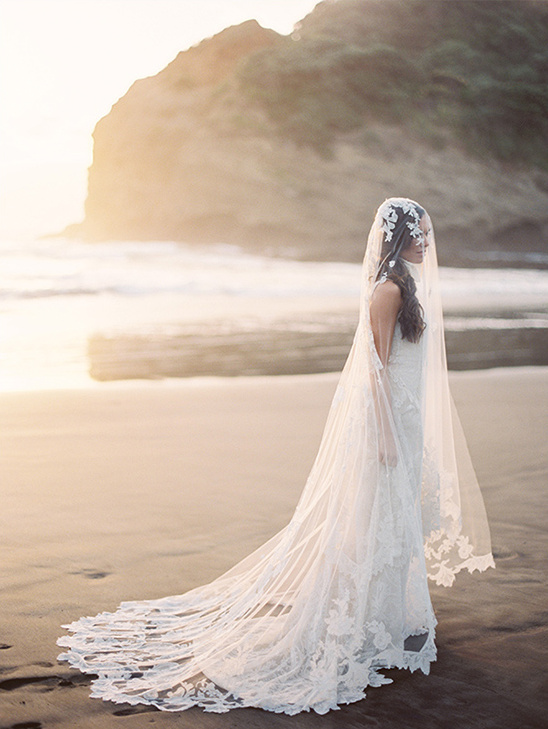 beach bridal session ideas