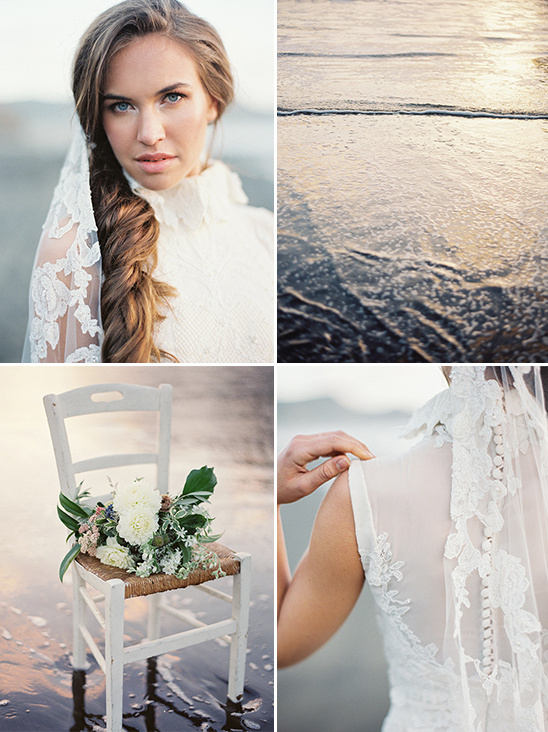 how to have a beach bridal session