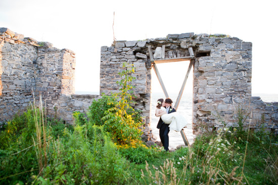 French Wedding Photo + Video