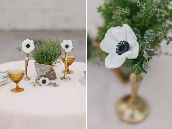 vintage modern wedding ideas