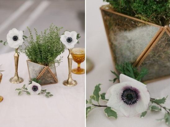 anemone wedding ideas