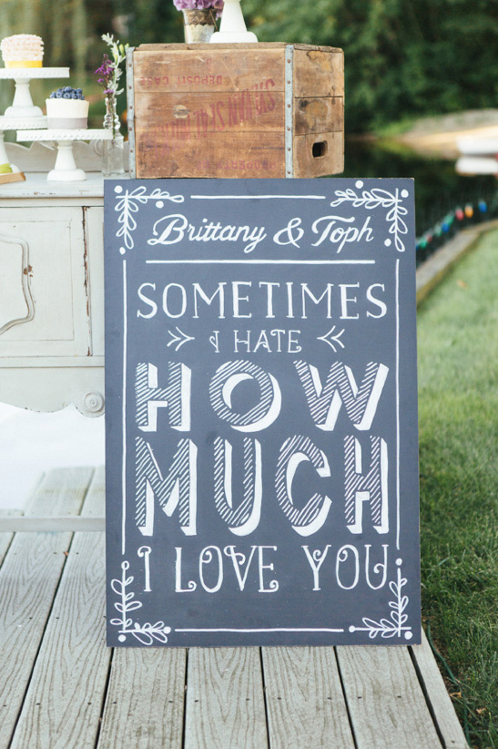 sometimes i hate how much i love you sign