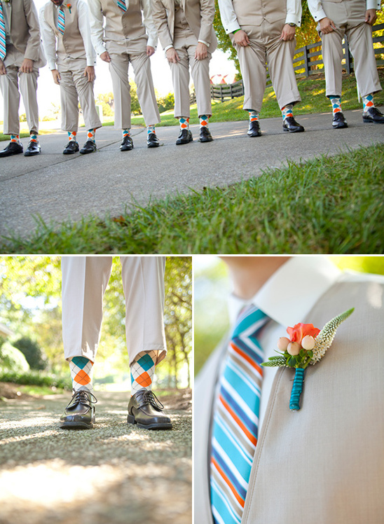 fun and whimsical groomsman ideas