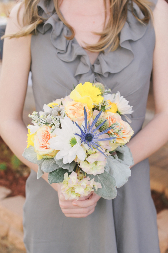 beautiful bouquets for bridesmaids