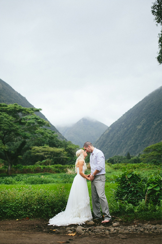 Hawaiian Elopement Ideas