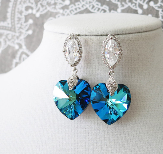 Something Blue for the Brides
