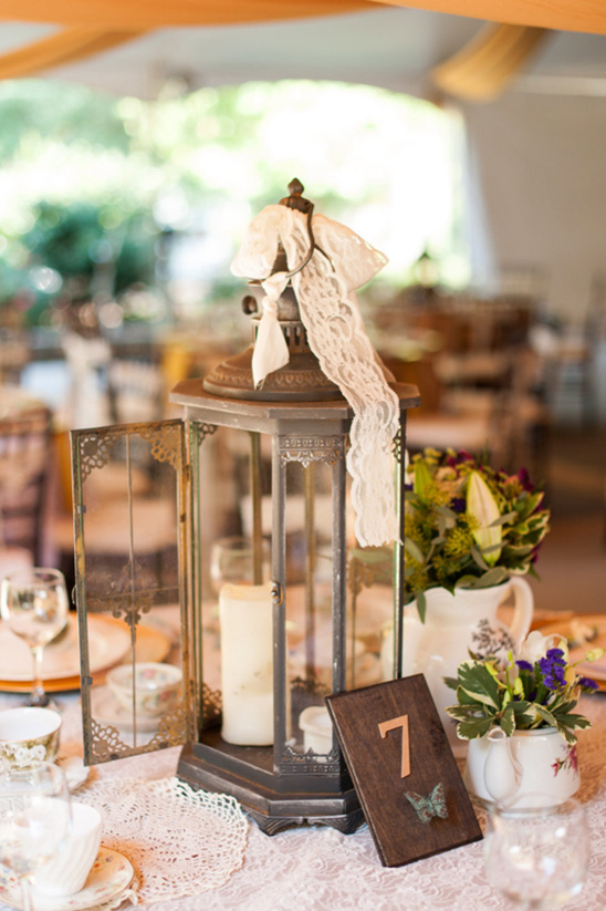 shabby chic wedding decor ideas