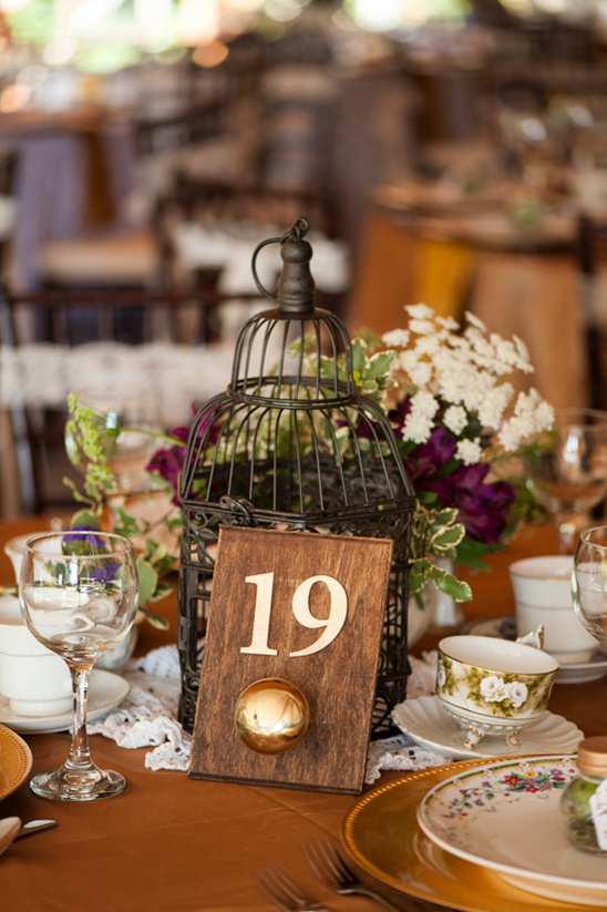 door knob table numbers