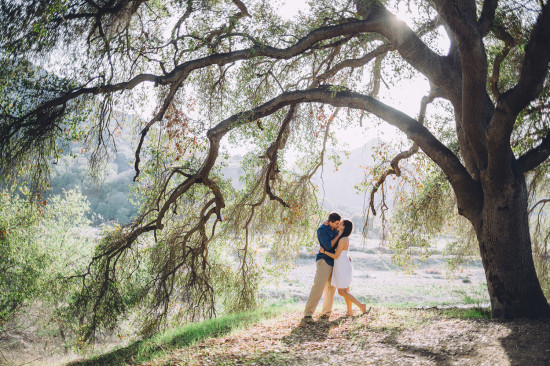 Malibu Engagement Session - Studio 7 Photography