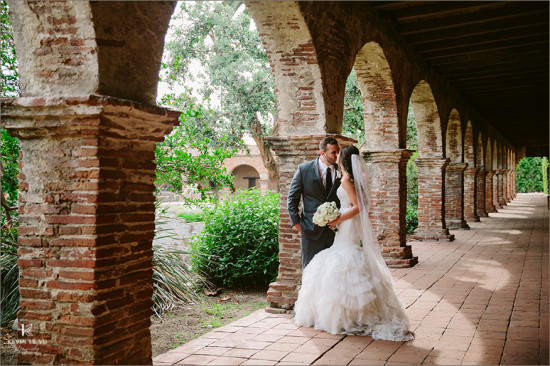 Mission Basilica San Juan Capistrano Wedding