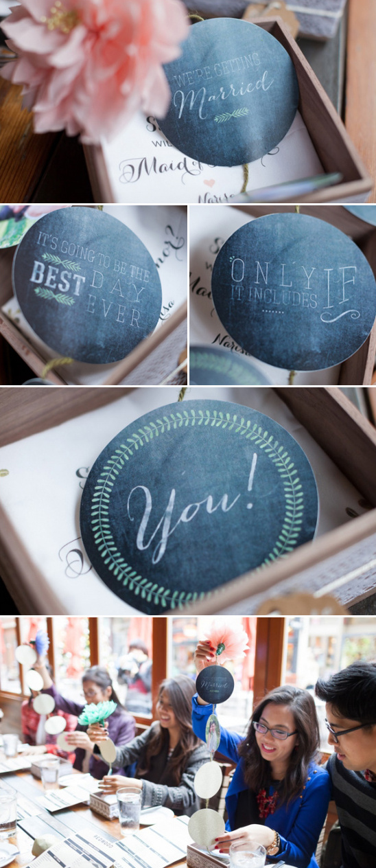 Will You Be My Bridesmaid Ideas