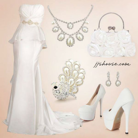 Jjshouse For All Your Wedding Dress