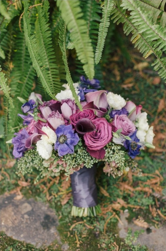 Amazing Floral Ideas For Your Forest Wedding