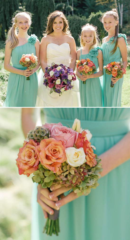 jr. bridesmaids ideas