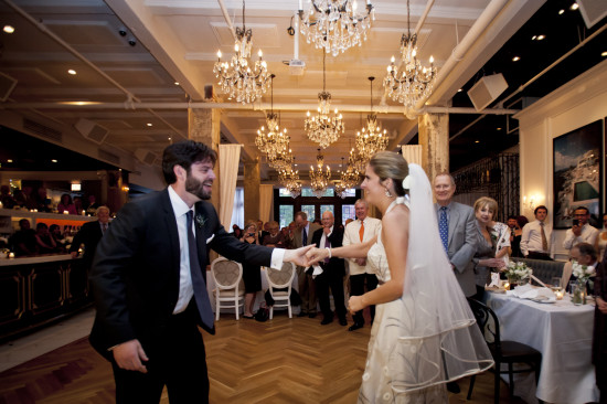 French Inspired and Rustic Chic Wedding in Chicago, IL