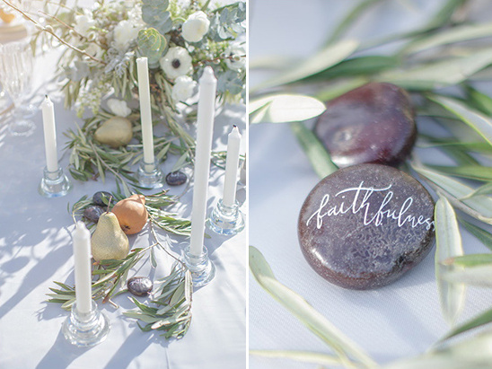 wintery wedding ideas