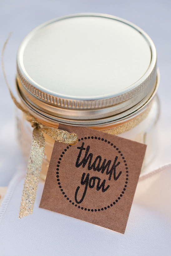 thank you wedding favors
