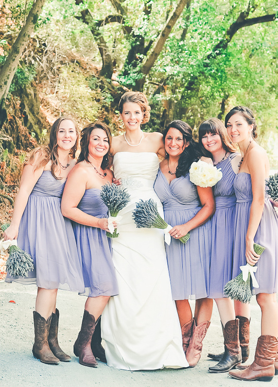lavender bridesmaids dresses