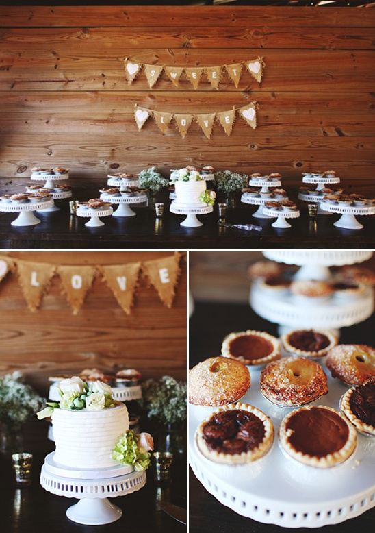 sweet love dessert table