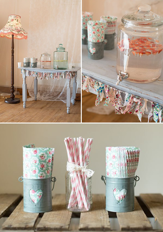 cute drink stand idea