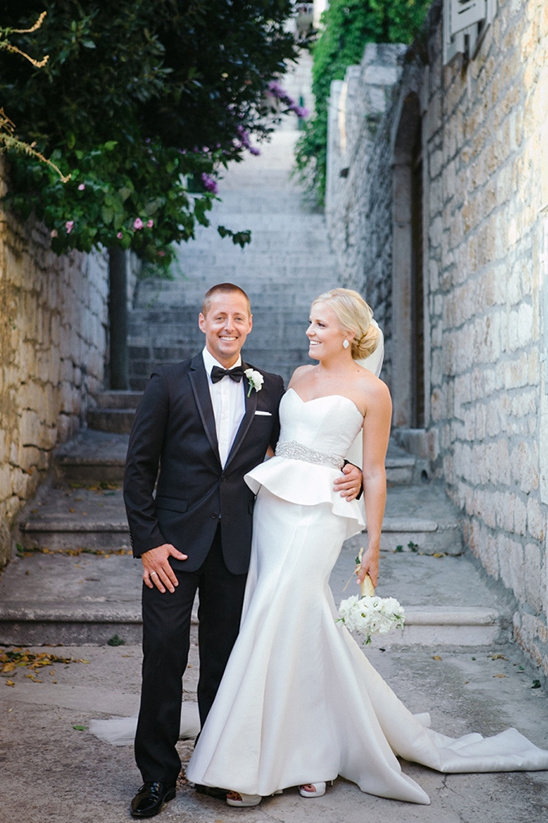 elegant Croatia wedding