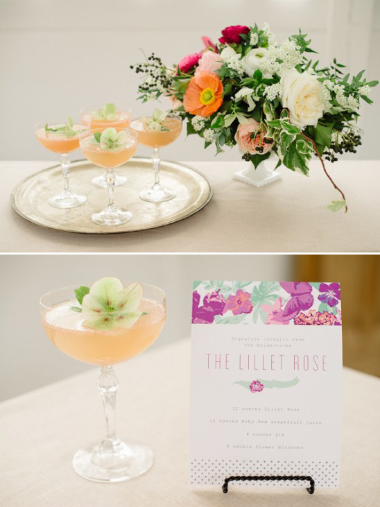 the lillet rose recipe