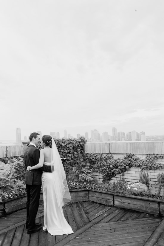 Manhattan rooftop wedding for Wedding dress rental manhattan