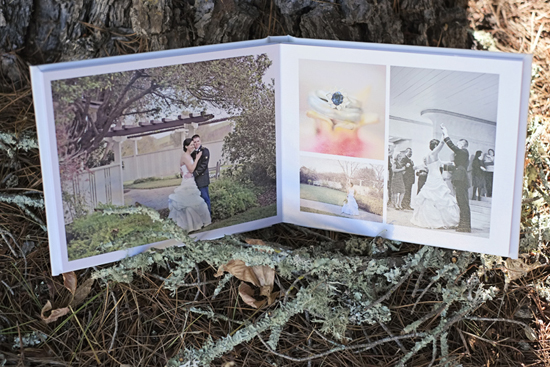A Fine Art Wedding Album | Oregon Wedding Photographer