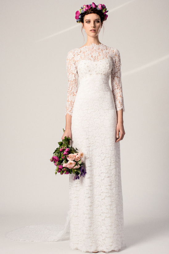 Temperley 2015 Wedding Dress Collection