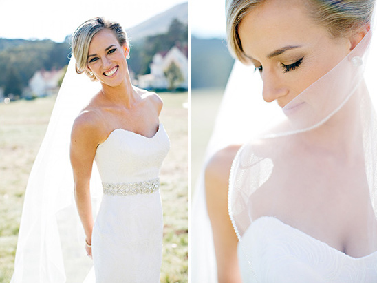 soft natural bridal looks