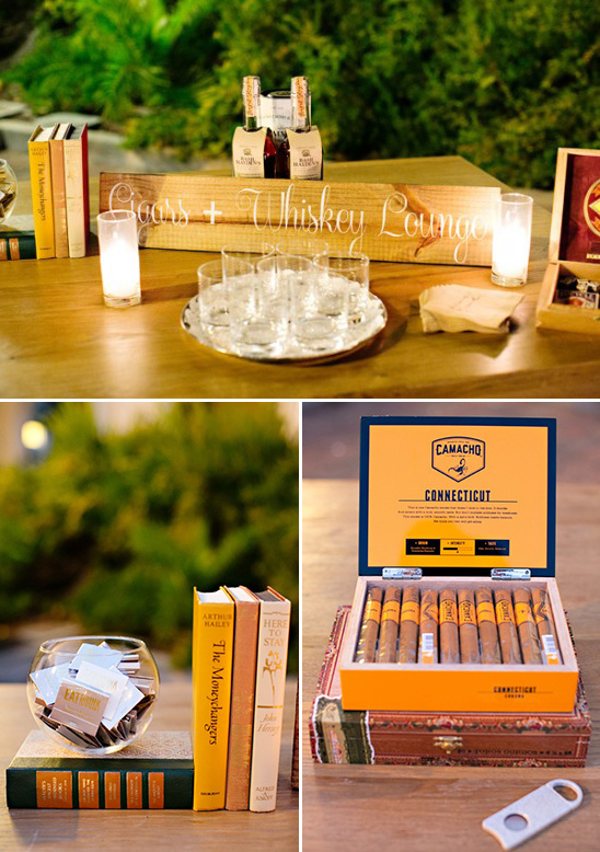 cigars and whiskey lounge