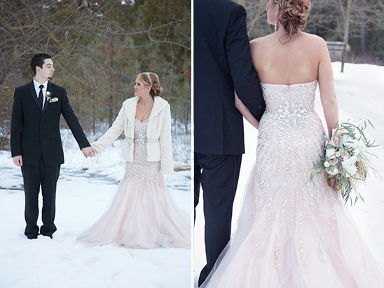 snowy wedding ideas
