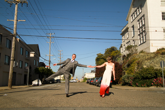 Handmade San Francisco Wedding