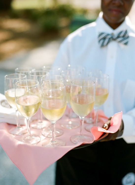 wedding drinks and catering