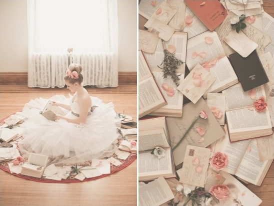love letter wedding ideas