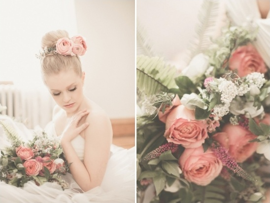 rose wedding ideas