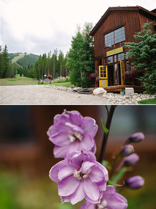 Colorado wedding venue